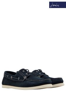 Joules Navy Swinton Boat Shoe
