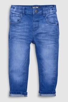 Stretch Five Pocket Jeans (3mths-6yrs)