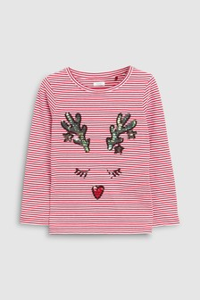 Christmas Long Sleeve T-Shirt (3-16yrs)