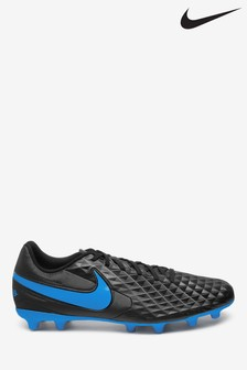 Nike Black Legend Club Firm Ground Trainers