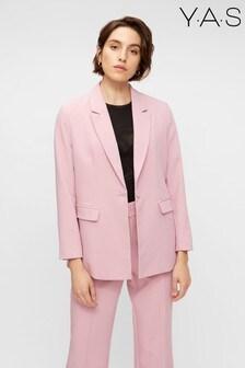 Y.A.S Pink Bluris Blazer