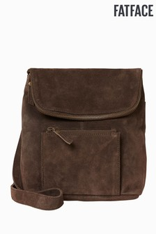 FatFace Grey Mini Tara Multifunctional Bag