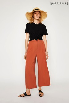 Warehouse Pocket Detail Culottes