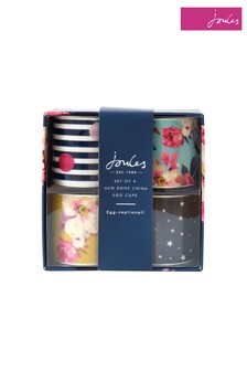 Joules Egg Cups Four Pack