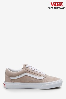 Vans Suede Old Skool Trainers