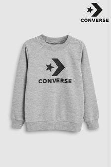 سترة رياضية شيفرون بنقش النجوم من Converse