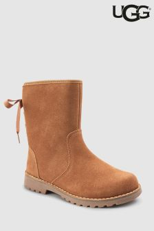 UGG® Kids Chestnut Corene Lace Back Boot