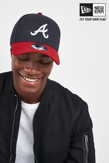 New Era® 9FORTY Atlanta Braves The League Cap