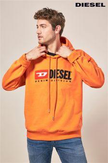 Diesel® Division Logo Hoody