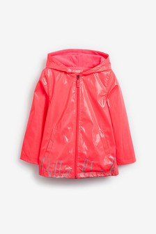 Billieblush Pink Raincoat