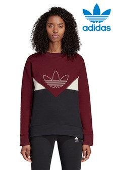 adidas Originals Maroon Colorado Sweatshirt