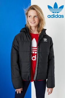 adidas Originals Black Padded Jacket