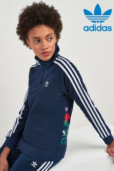adidas Originals Blossom Quarter Zip Top 9b2012897