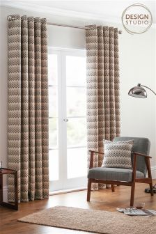 Design Studio Rio Eyelet Curtains