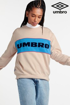Umbro Pink Tyan Sweat Top