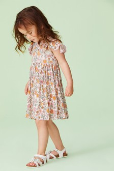 Floral Print Tea Dress (3mths-7yrs)