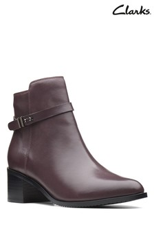 Clarks Berry Strap Poise Freya Ankle Boot