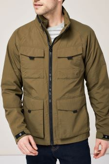 Lightweight Four Pocket Jacket