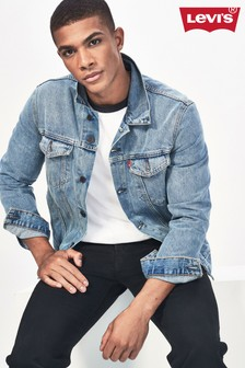 Levi's® Light Wash Denim Jacket
