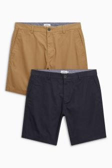 Chino Shorts Two Pack