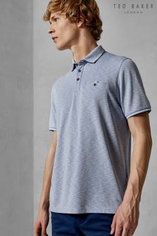 Ted Baker Alsort Oxford Polo