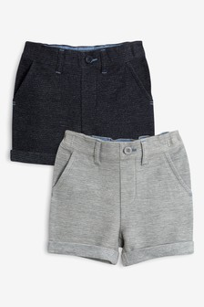 Shorts Two Pack (3mths-7yrs)