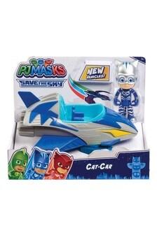 PJ Masks Core Plus: Save The Sky: Catboy Toy