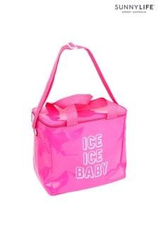Sunnylife Neon Large Beach Cooler Bag