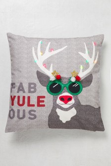 Light Up Fabyuleous Cushion