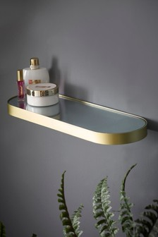 Oval Wall Shelf