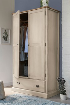 Huxley Painted Double Wardrobe