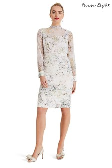 Phase Eight Multi Loren Floral Dress
