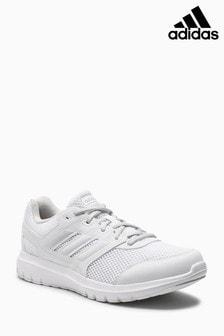 Белые беговые кроссовки adidas Duramo 2