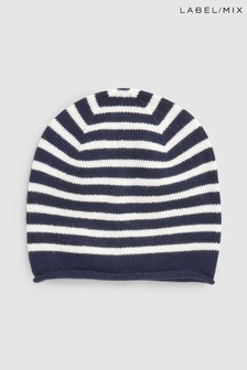 Mix/Somerville Breton Stripe Beanie Hat