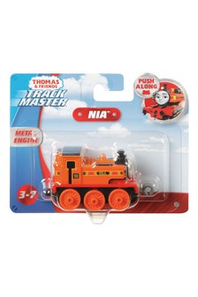 Thomas & Friends TrackMaster Small Push Along Nia Engine