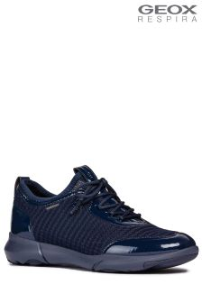 Geox Nebula X Navy Superlight Trainers