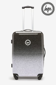 Hype. Medium Speckle Print Suitcase