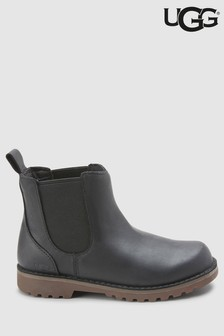 UGG® Kids Black Callum Chelsea Boot Tiny