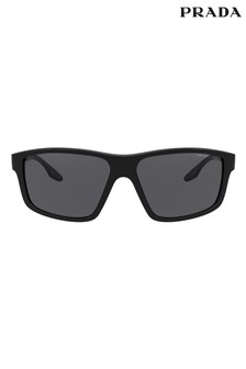 Prada Sport Rectangular Sunglasses