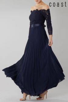 Coast Blue Imi Lace Maxi Dress