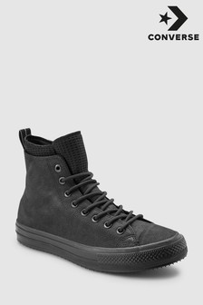 Converse Black All Star Boot