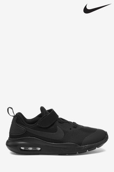 Nike Black Air Max Oketo Junior Trainers