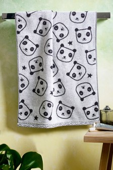 Childrens Panda Towels