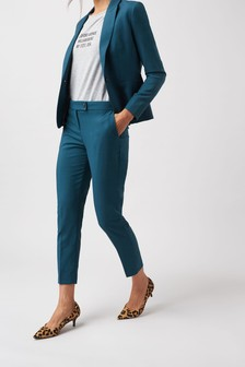 Sharkskin Slim Trousers