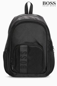 BOSS Black Logo Backpack