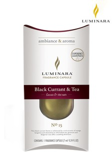 Luminara Blackcurrent And Tea Fragrance Pod