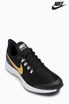 Nike Gym Black/Gold Pegasus