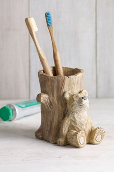 Bear Toothbrush Tumbler