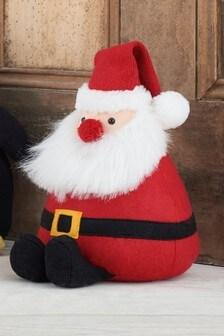 Santa Doorstop