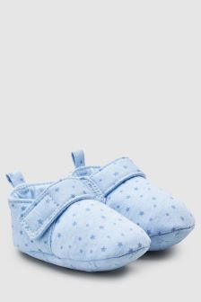 Star Pram Shoes (0-18mths)